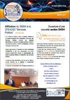 Flash Info n.31 - 8 mars 2017