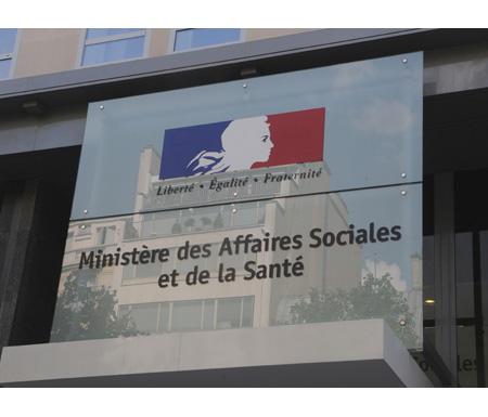 Ministère Affaires Sociales Santé