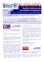 Flash Info n°2 - 27 mars 2012